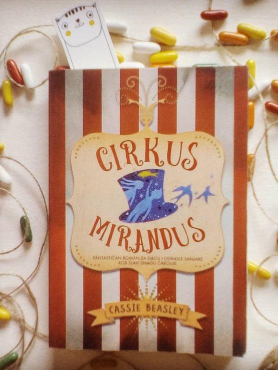 cirkus mirandus naslovnica