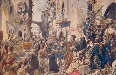Yahudilerin ispanyadan kovuluşu