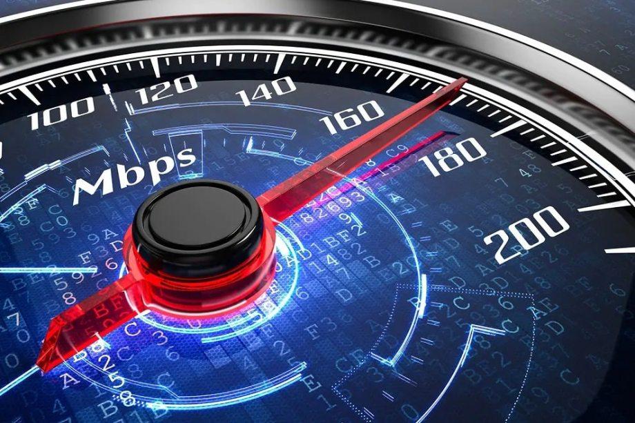 internet hız testi dünya rekoru