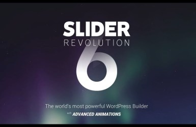 Slider Revolution 6.3.4 Full nulled indir