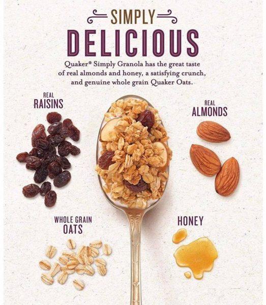 ngu-coc-ong-gia-quaker-simply-granola-oats-honey-raisins-almonds-2