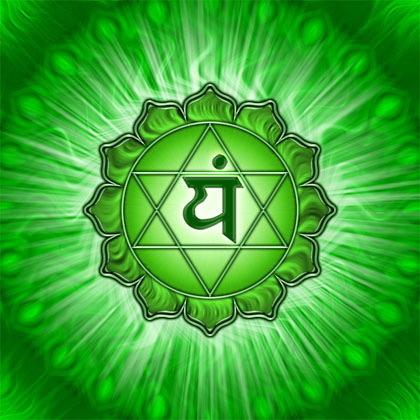 The Anahata or Heart Chakra