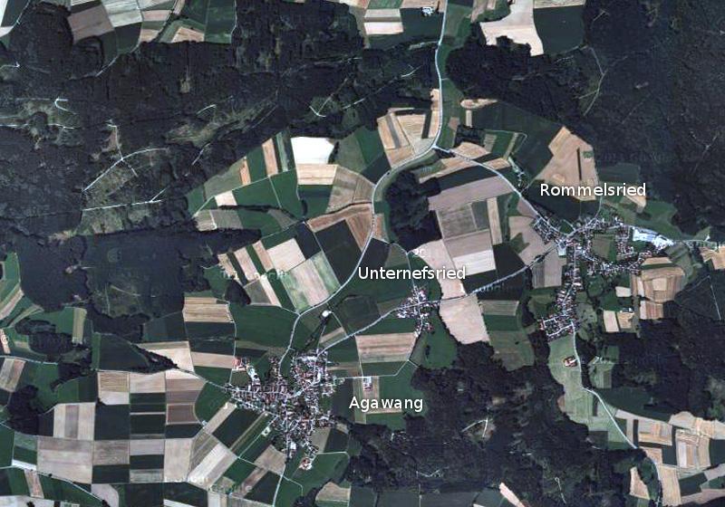 Agawang - Unternefsried - Rommelsried