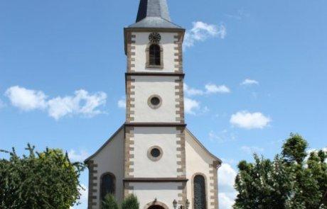 Partnergemeinde im Elsaß