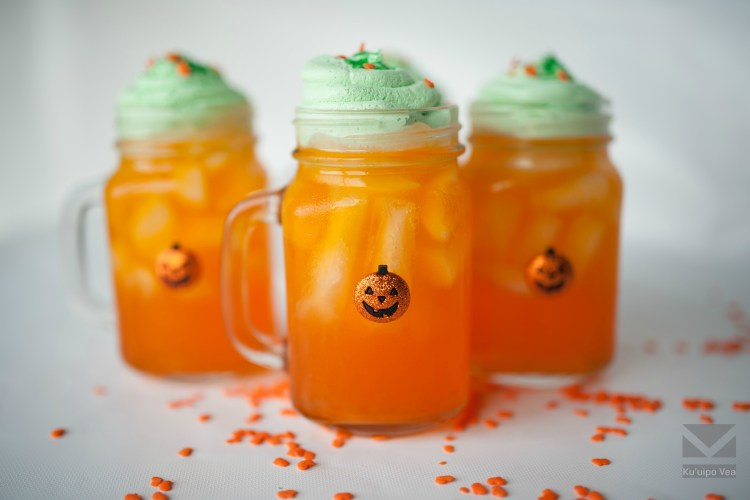 Kid Friendly Halloween Drinks