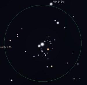 Beeldveld NGC457