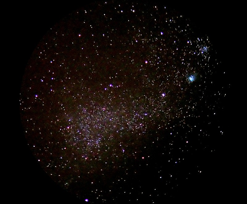 NGC 252 - de Kleine Magelhaanse Wolk