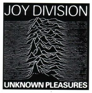 Joy Division - Unkwon Pleasures