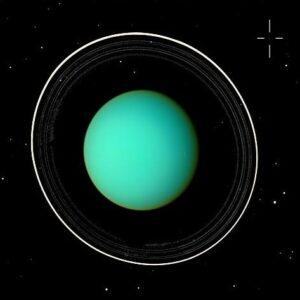 Uranus - ringensysteem