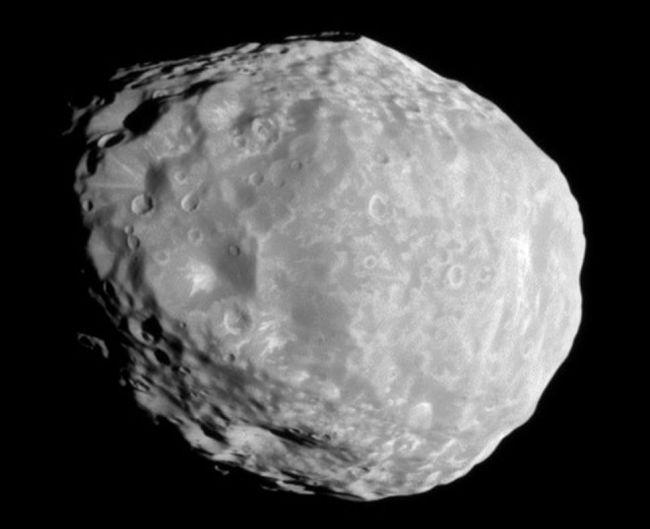 De Saturnusmaan Janus