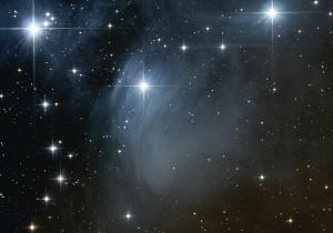 De Merope-nevel in Taurus