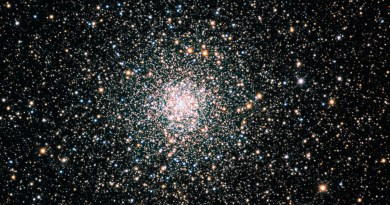 NGC6397 in Ara - Altaar