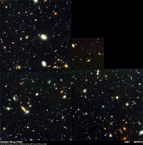 De Hubble Deep Field
