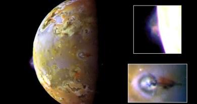 De Jupitermaan Io