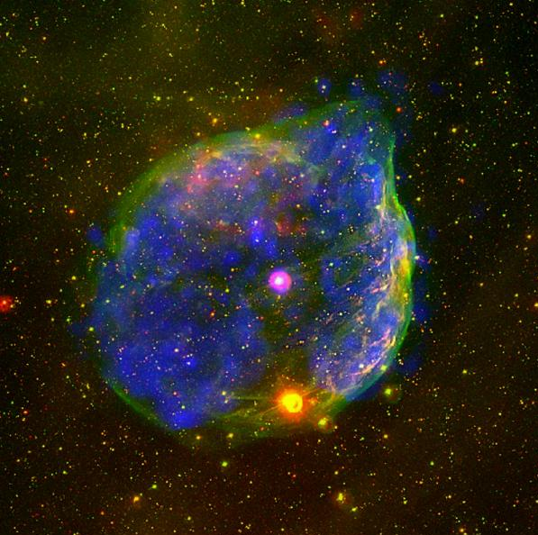 Wolf-Rayet ster