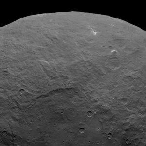 DWAN fotografeert de dwergplaneet Ceres