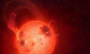 De ster Kepler-438