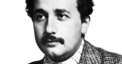 Albert Einstein in1905