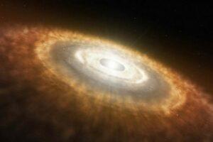 Protoplanetaire schijf
