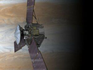 Juno bij Jupiter