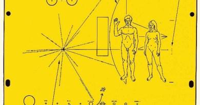 Plaquette Pioneer 10