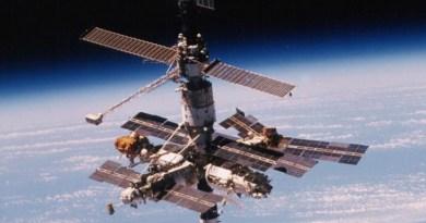 ruimtestation Mir
