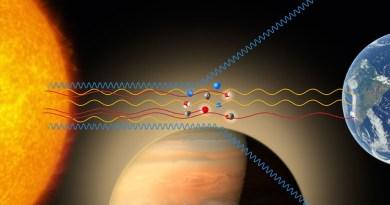 WASP-19b heeft titaanoxide in zijn atmosfeer