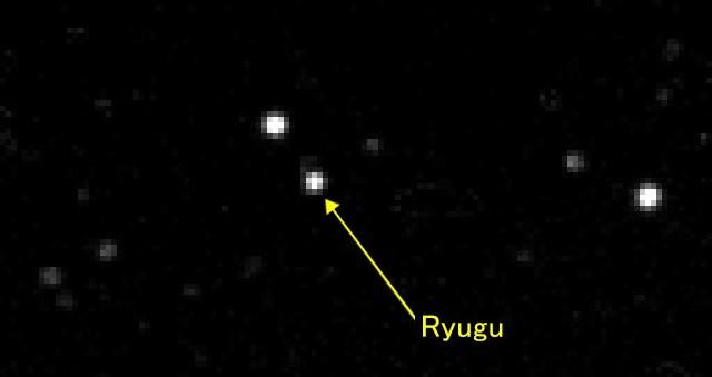 Asteroïde Ryugu