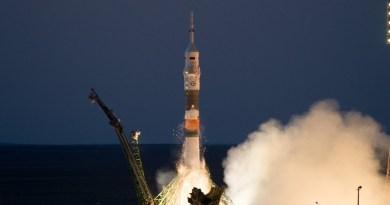lancering Soyuz-raket op 28 juli 2017