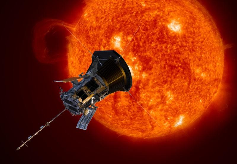De Parker Solar Probe