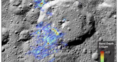 veel meer organische moleculen op Ceres dan gedacht