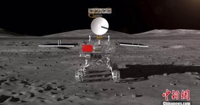 maanrover Chang'e 4