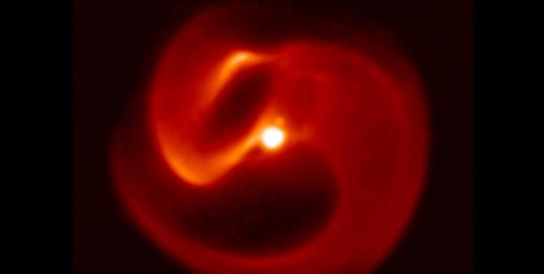 Apep - een kosmische slang