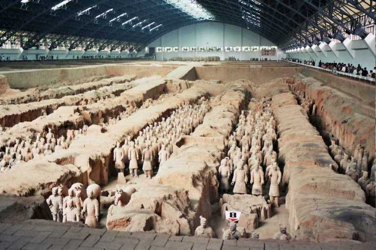 Terracotta Leger in Xi'an