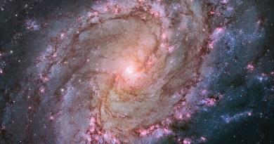 Messier in het sterrenbeeld Hydra - Waterslang