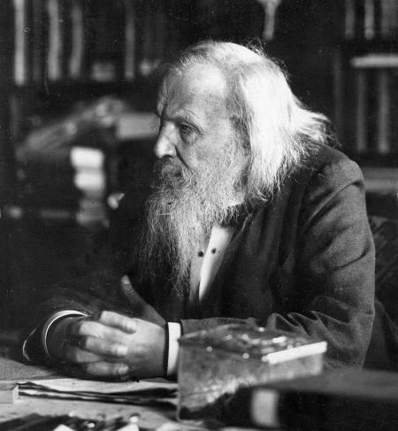 Dmitri Mendelejev