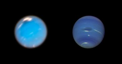 Stormen op Neptunus