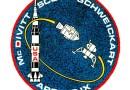 Missie patch van de Apollo 9 vlucht.
