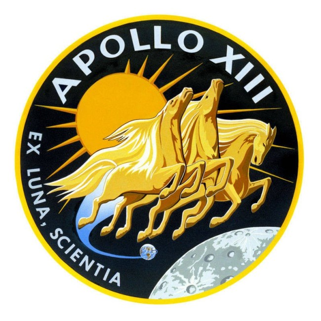 Apollo 13 missie patch