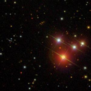 Messier 73 in Aquarius