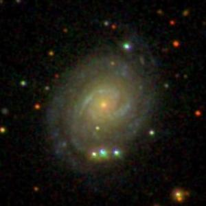 NGC 704 in Equuleus