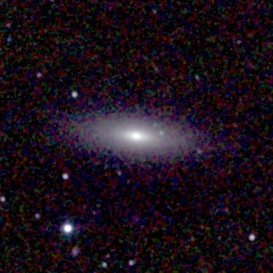 NGC 7041 in Indus
