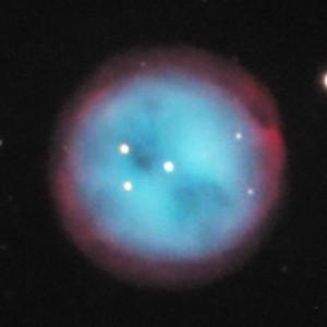 Messier 97 in Ursa Major