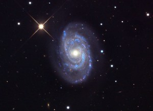 NGC 5371 in Canes Venatici