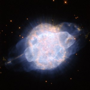 NGC 3918 in Centaurus