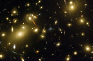 Abell 2218 in Draco