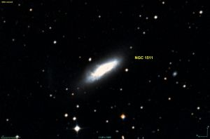 NGC 1511 in Hydrus