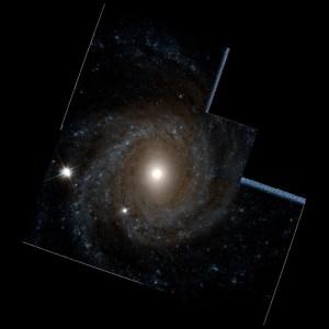 NGC 3344 in Leo Minor