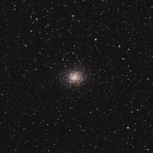 Messier 19 in Ophiuchus