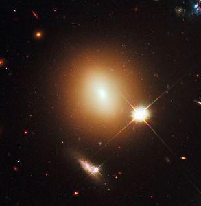 NGC 7317 in Pegasus